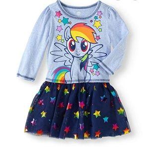 My Little Pony & Paw Patrol Dress Bundle Size 3T